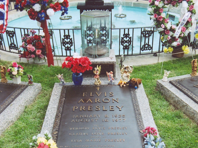 Celebrity Burial Sites