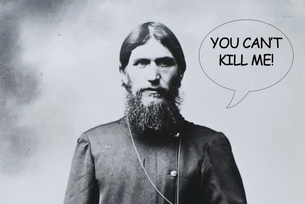 The Murder of Rasputin, 100 Years Later