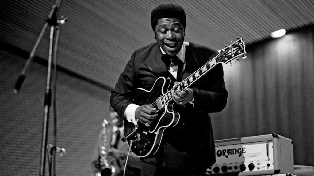 'We all have the blues': tributes pour in after BB King dies aged 89