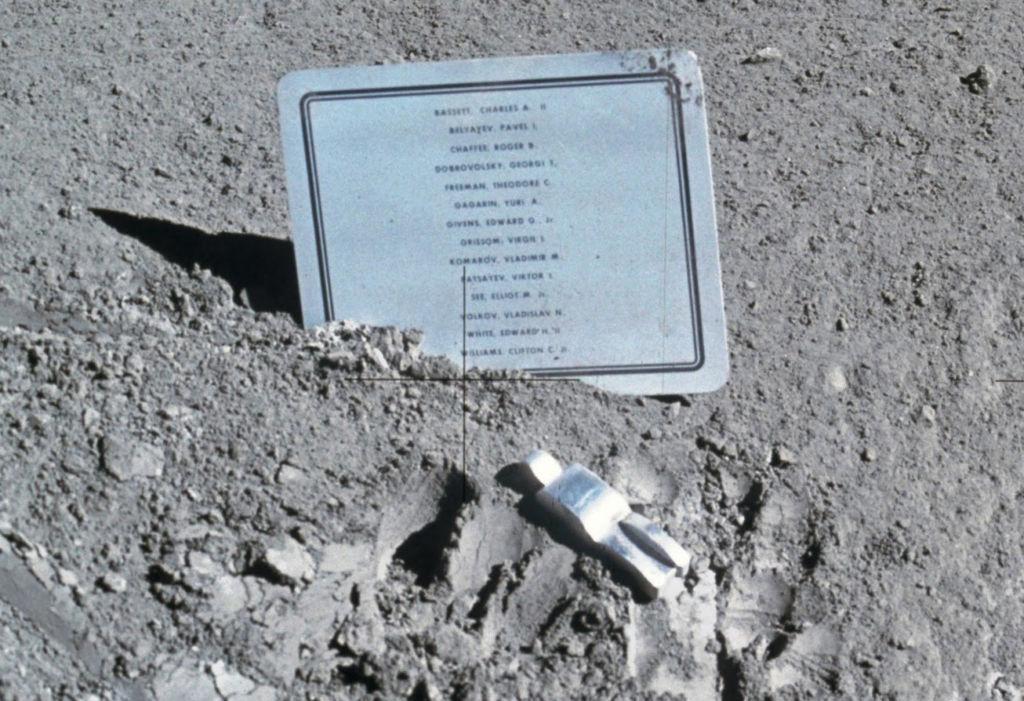 fallen astronaut memorial