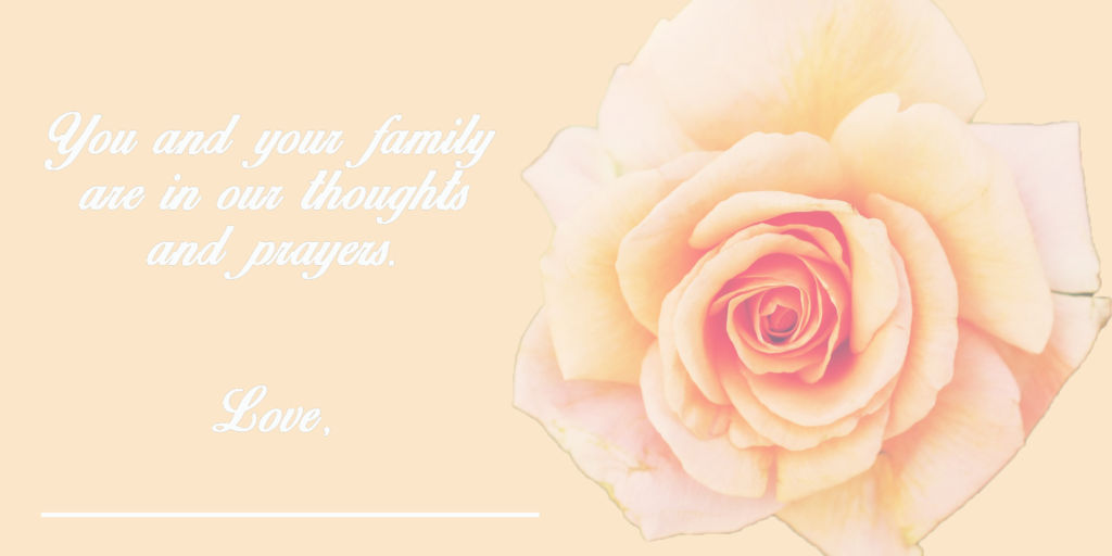 simple sympathy card messages sym click on image to download