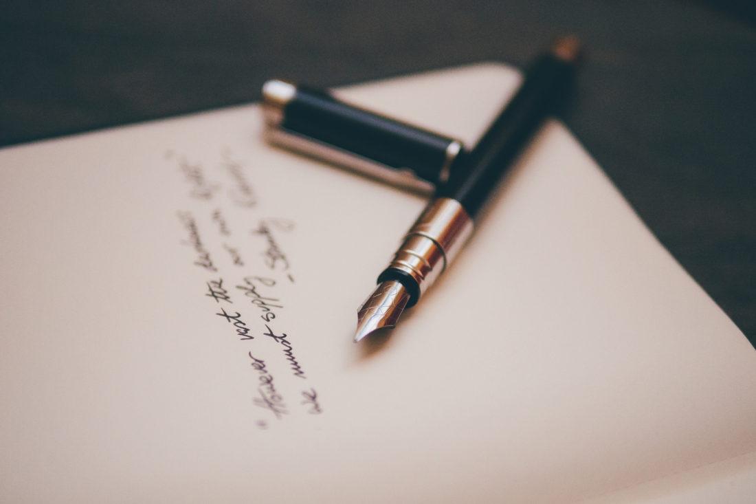 write a commemorative biography