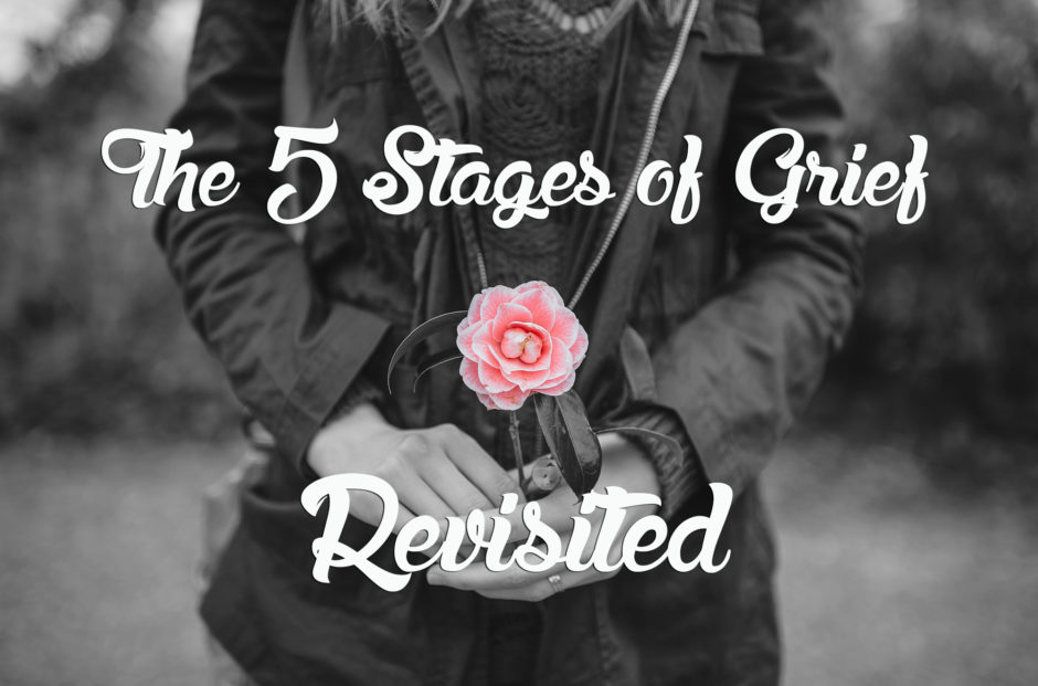 the 5 stages of grief are wrong Kübler-Ross