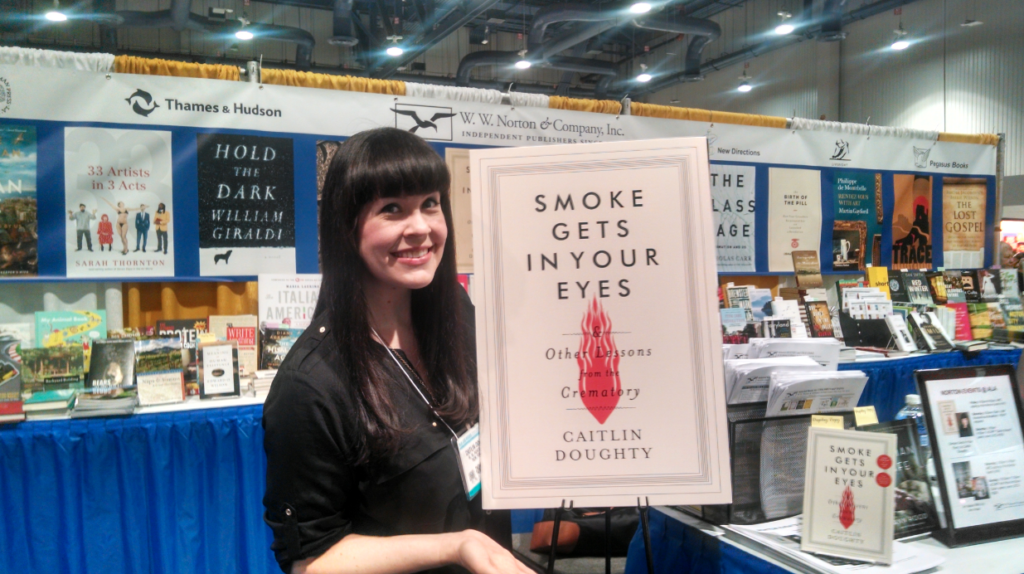 Best Books about Death Caitlin Doughty
