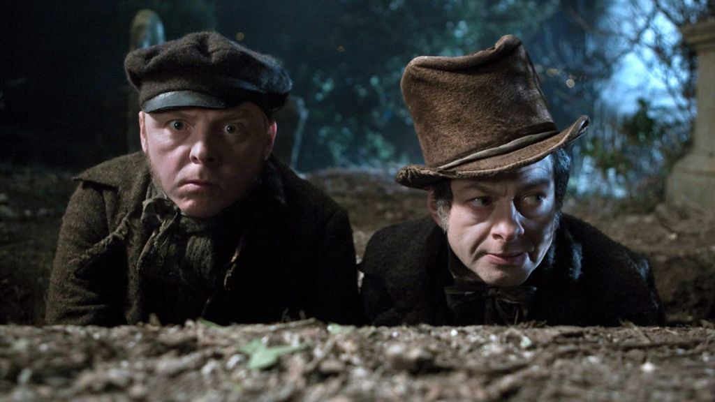 From the BBC TV show Burke & Hare