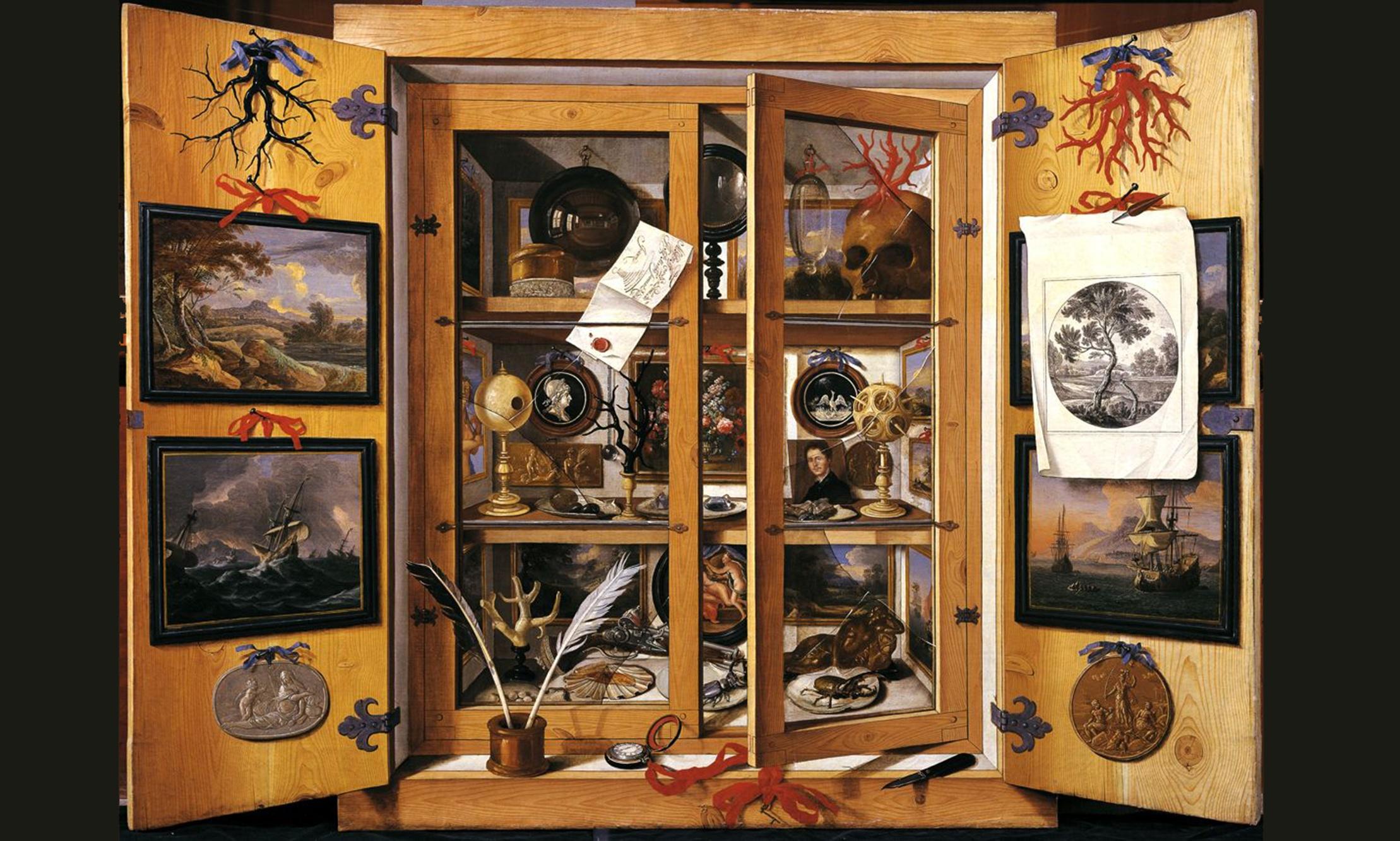 Morbid Cabinet of Curiosities