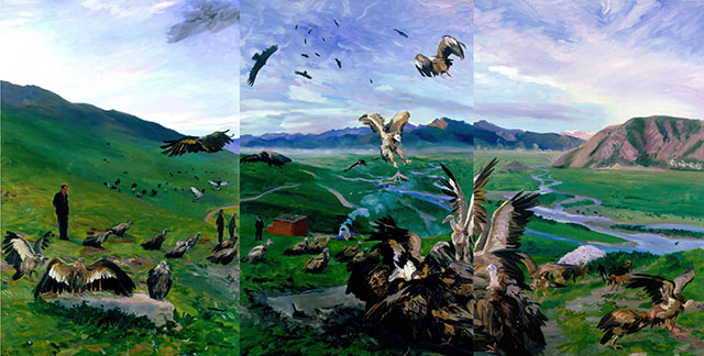 Can I have a Tibetan Sky Burial