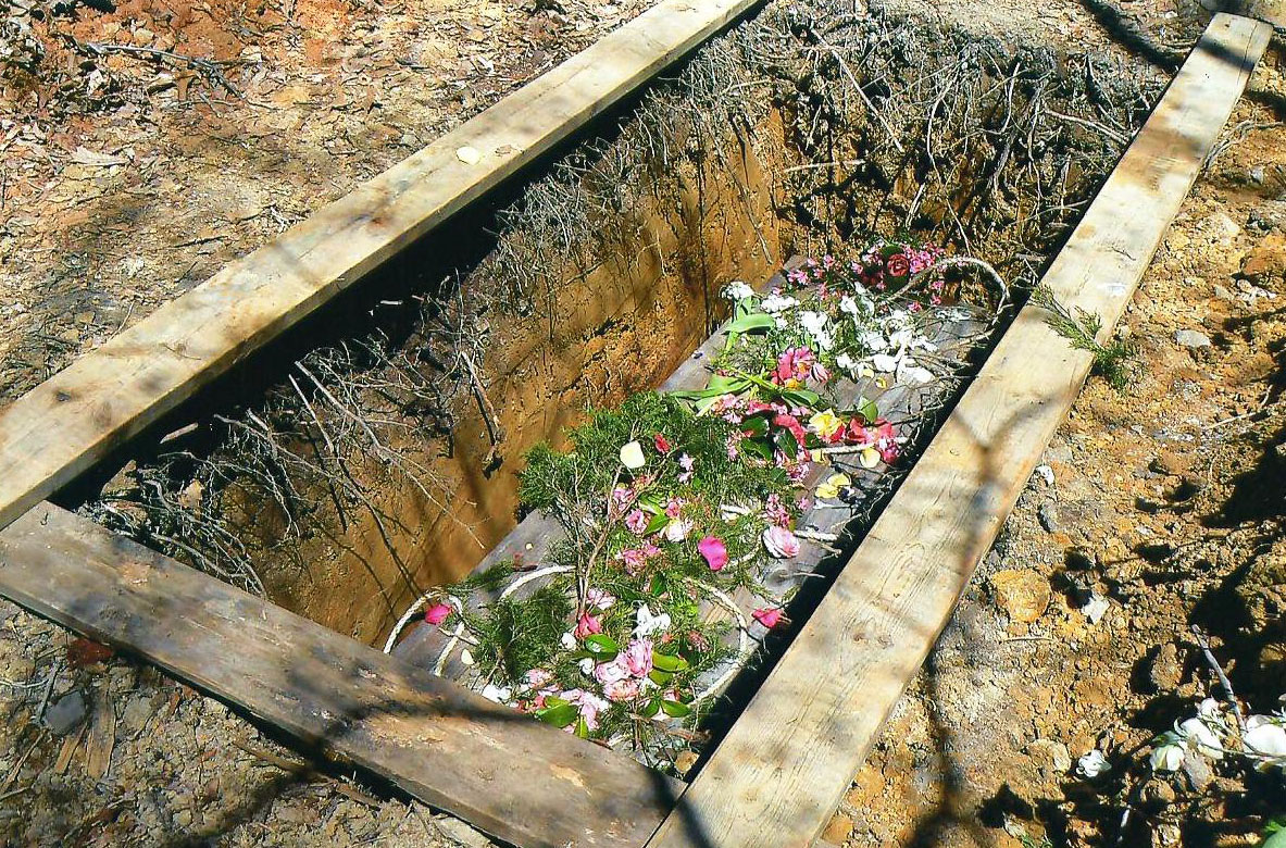 what is green burial