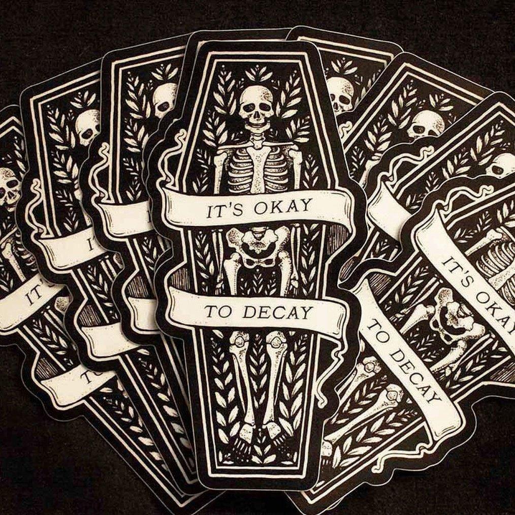Death Positive Artists