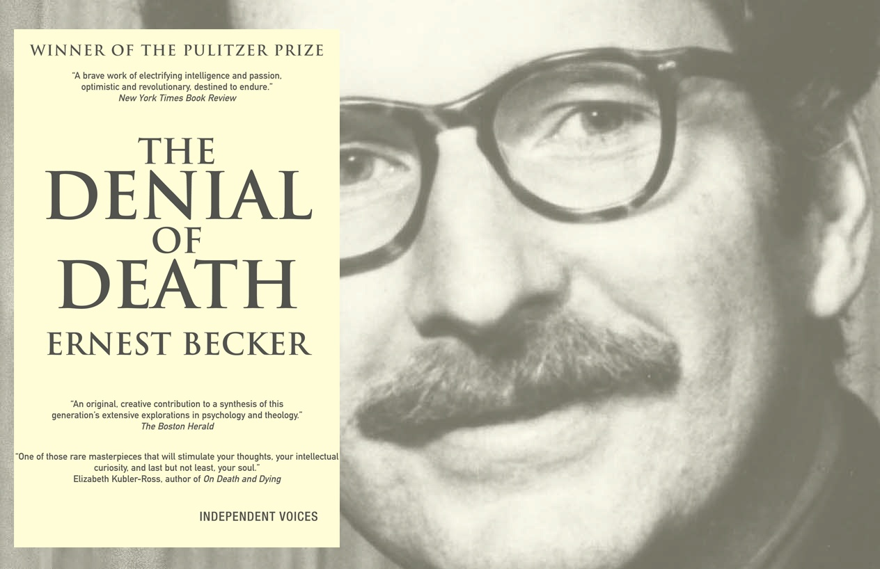 Books About Death and Dying ernest becker