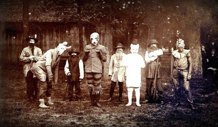 Spooky Halloween History
