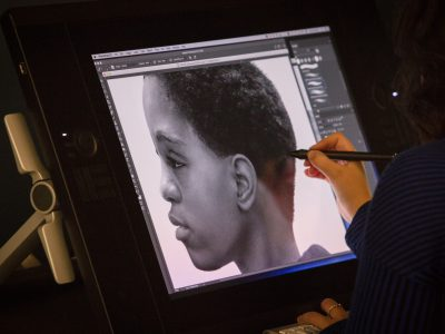 A Day in the Life of A FORENSIC ARTIST
